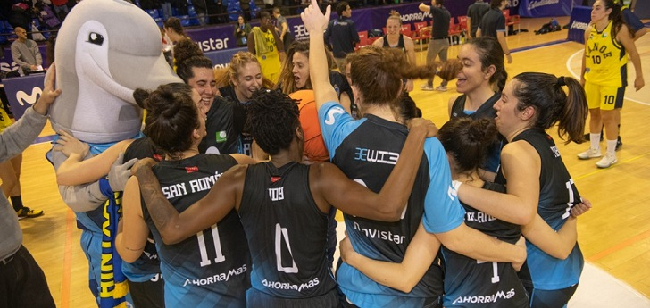 El básquet femenino regresa al Wizink Center para sumarse a causas solidarias