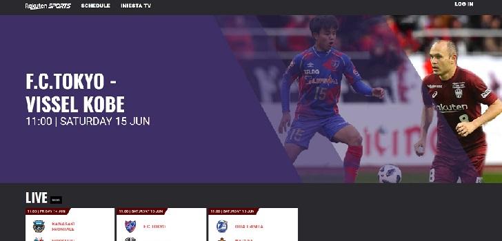 Rakuten entra a competir en el negocio de las OTT de deportes con Lagardère Sports