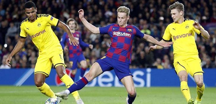 El Barça supera al Liverpool campeón y reina en el reparto económico de la Champions League
