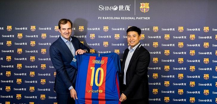 El Barcelona suma a una inmobiliaria china hasta 2019