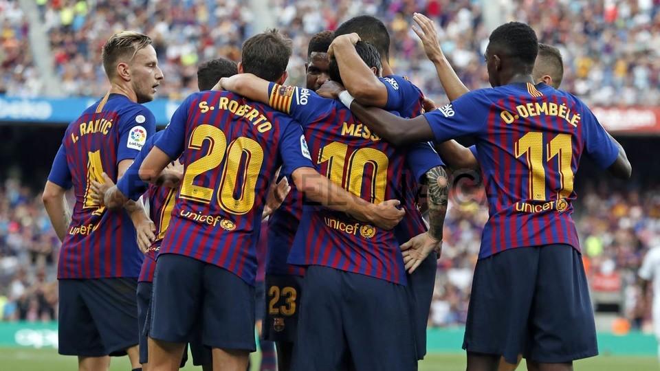 El Barça busca nuevos ingresos tras las salidas de Gillette, Audi y Lassa