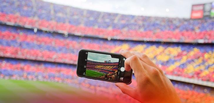 El 'ticketing' inteligente funciona: el Barça bate récords con 94 millones de euros