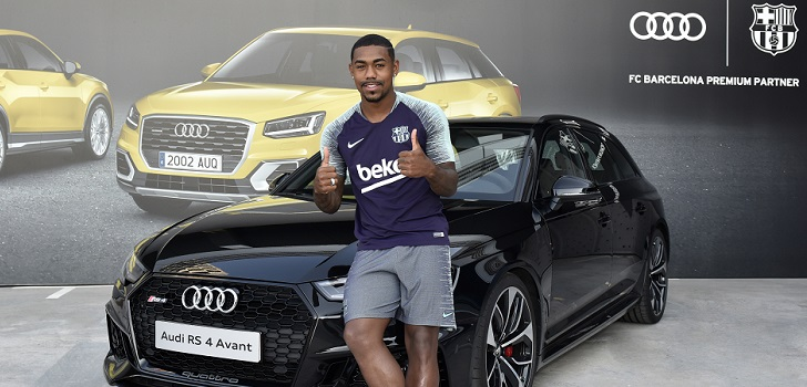 Audi encarga a Up2You la activación de los patrocinios de Barça y Madrid