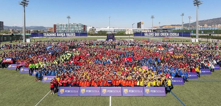 El Barça eleva la apuesta por Norteamérica con su sexta escuela en ... d66207d2451