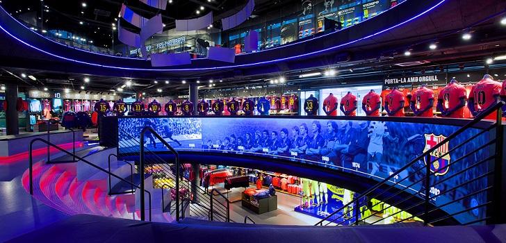 El Barça eleva su apuesta online y recompra a Nike los derechos para lanzar su ecommerce