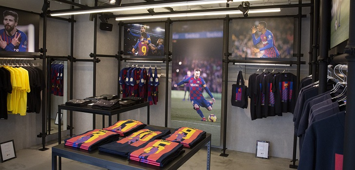 El Barça abrirá dos 'pop ups' en Japón para acelerar la venta de productos en su gira