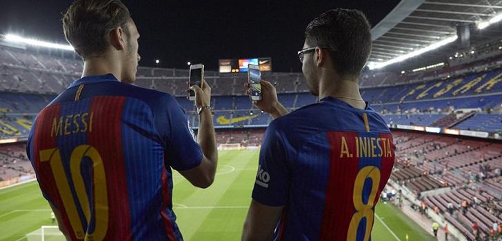 El Barça lanza un servicio de pago en Facebook para monetizar a sus 100 millones de fans