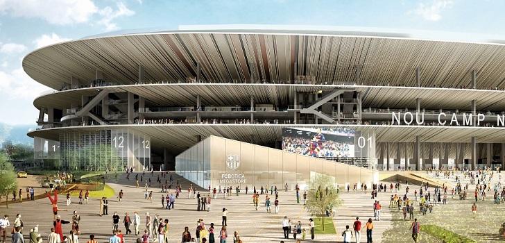El Barça retrasa la inauguración del Camp Nou hasta 2024