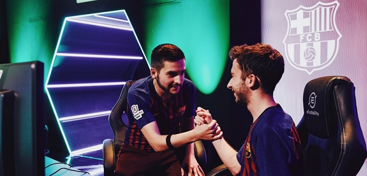 El Barça renueva su patrocinio con Konami para explorar nuevos proyectos en eSports