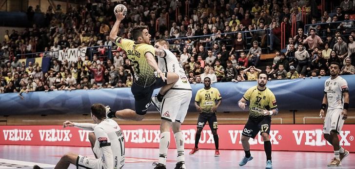El club vasco de balonmano, que este año ha regresado a la EHF Champions League, ha trazado un plan a cuatro años para aumentar su cartera de espónsors y doblar sus ingresos, con vistas a consolidarse en una competición que comenzará su despegue económico a partir de 2020.