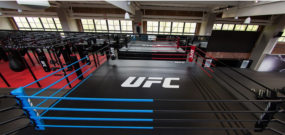 La UFC abre su mayor centro de operaciones en China