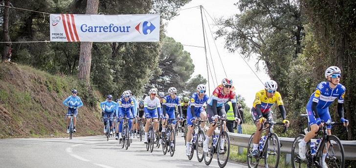 La cadena francesa de supermercados ha renovado el acuerdo de patrocinio con la competición ciclista y pondrá el maillot al líder de los puertos en su 99ª edición.
