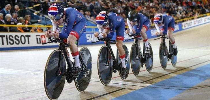 Las nuevas pruebas de ciclismo en pista se dividirán en tres bloques, en lugar de seis