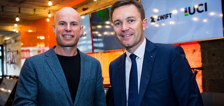 La Unión Ciclista Internacional y la plataforma de entrenamiento online han firmado un documento para sentar las primeras bases de una competición virtual de ciclismo, que debutarán con su propia competición en 2020.