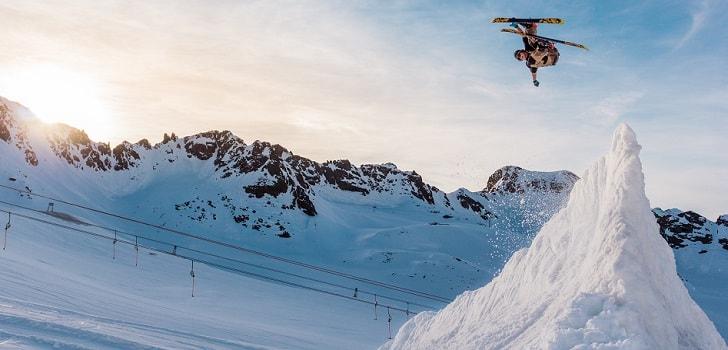 Turismo deportivo snowboard