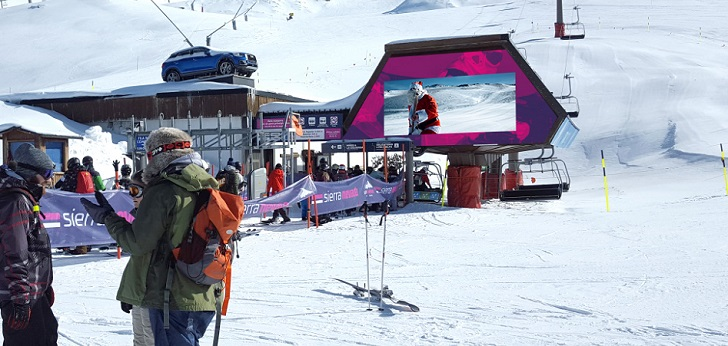 La estación andaluza de esquí ha invertido en nuevos cañones de nieve, recorridos para gamificar las pistas y ha realizado mejoras en la web, la restauración y los servicios de alquiler de material.