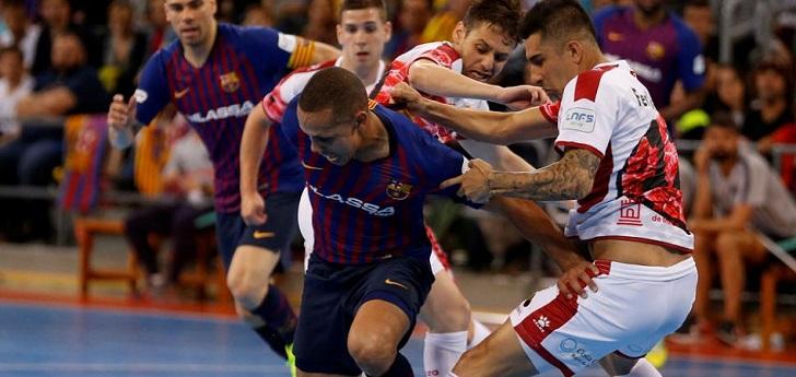 La competición de fútbol sala ha encargado un informe a Kantar para medir su impacto tras apostar por emisiones en LaLigaSportsTV, GOL y Teledeporte.