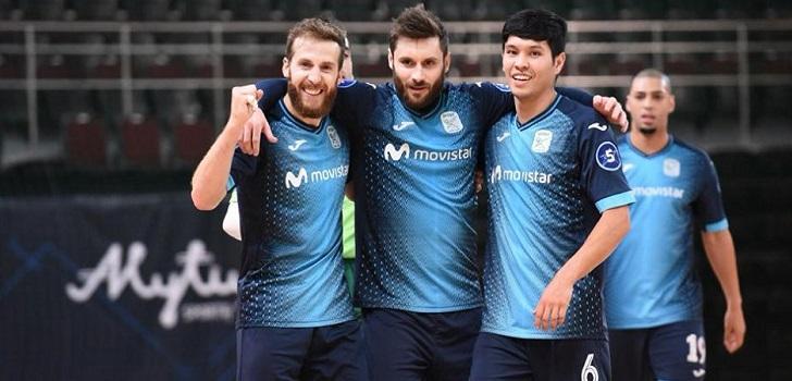 Joma retiene su principal activo en 'futsal' y seguirá hasta 2022 con Movistar Inter