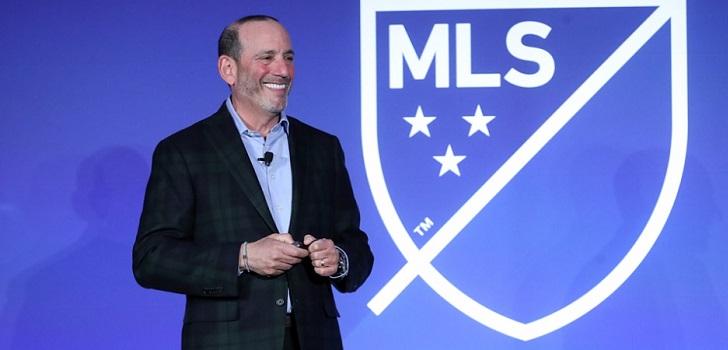 La MLS se ampliará a 30 equipos, con un precio de salida de 200 millones de dólares