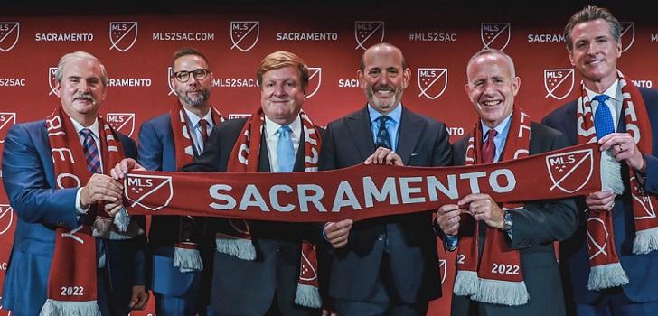 La capital de California tendrá equipo en la liga norteamericana de fútbol con el Sacramento Republic FC a partir del 2022.