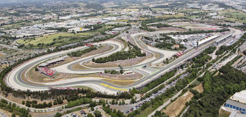 Circuito Montmelo : La generalitat prevé devolver a beneficios el circuito de catalunya