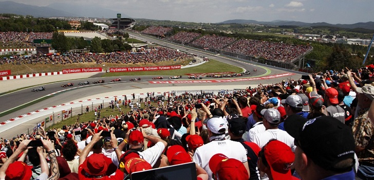 Circuito Montmelo : Colau frena el patrocinio del circuito de montmeló por presuntas