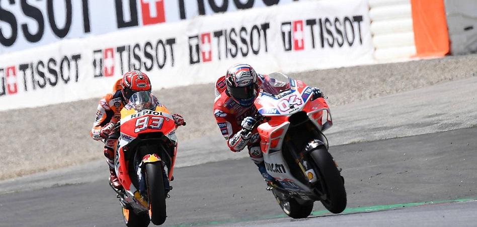 MotoGP alcanza un principio de acuerdo para 'rodar' en Hungría en 2022