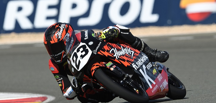 Hawkers será el patrocinador principal de la European Talent Cup de motos