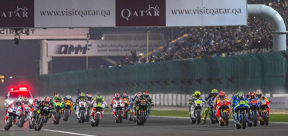 Dazn se alía con Mediaset y TV3 para emitir dos carreras de MotoGP en abierto