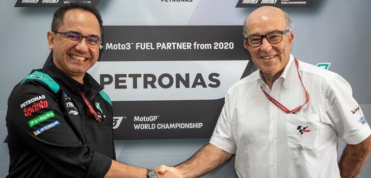 Dorna ficha a Petronas como patrocinador y proveedor de gasolina en Moto2 y Moto3