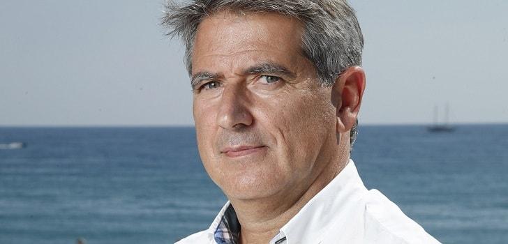 Héctor Cruz Hoyos, el gerente de la Aecnc, la Asociación Empresarial de Clubes de Natación de Cataluña