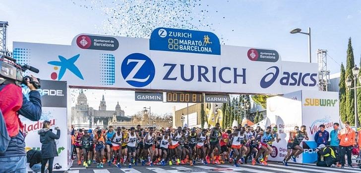El presupuesto anual para organizar el Maratón y el Medio maratón de Barcelona es de 2,2 millones de euros
