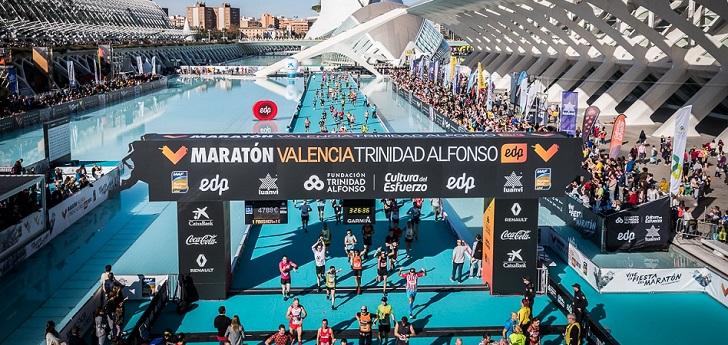 El Maratón de Valencia se une a los 'majors' tras conseguir la etiqueta platino de la Iaaf
