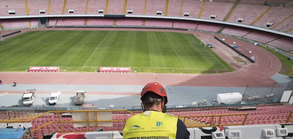 El Napoles Arranca La Renovacion De Su Estadio Con 20 Millones Palco23