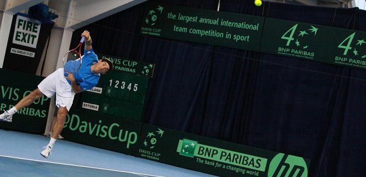 Movistar+ emitirá en exclusiva las finales de la Copa Davis en España