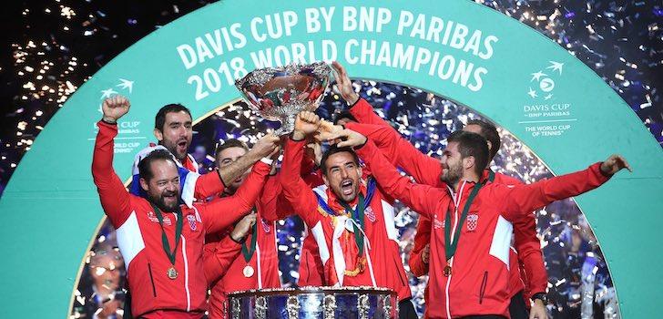La Copa Davis 2021 podría celebrarse en el recinto de Indian Wells, en Estados Unidos