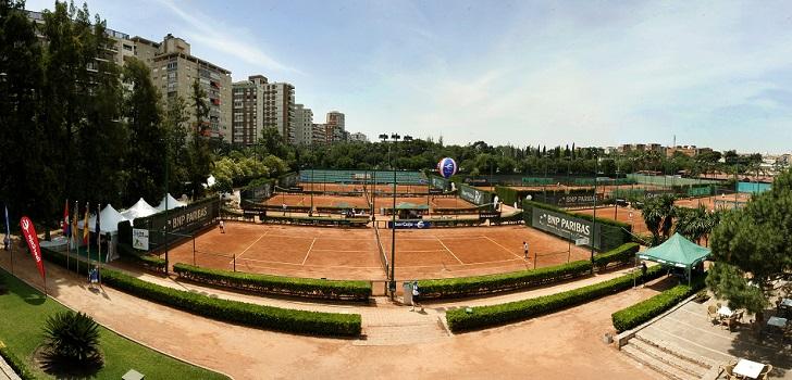 El 70% del presupuesto del Club de Tenis Valencia procede de las cuotas sociales