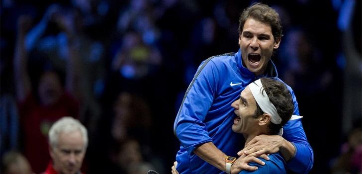 El 'star system' del tenis se reivindica