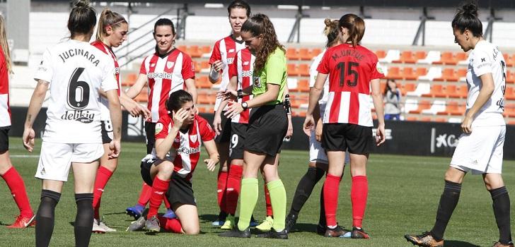 La Rfef creará una nueva liga de fútbol femenino para controlar derechos  con la Champions como b31c6d0fc6d5c