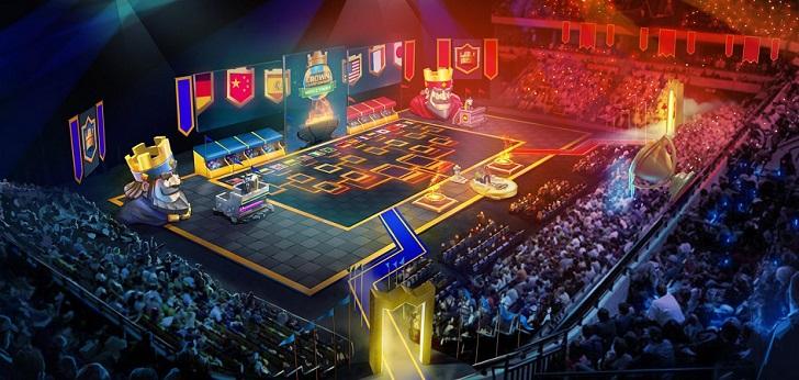 El Cream eSports compite únicamente en Clash Royale, un videojuego para móviles desarrollado por Supercell