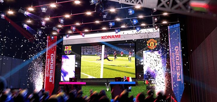 El desarrollador de videojuegos incorporará un estudio destinado a competiciones de deportes electrónicos y otras retransmisiones dentro del Konami Creative Center Ginza.