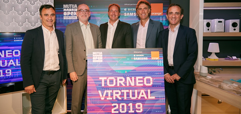El Madrid Open Virtual se jugará en el estadio Manolo Santana