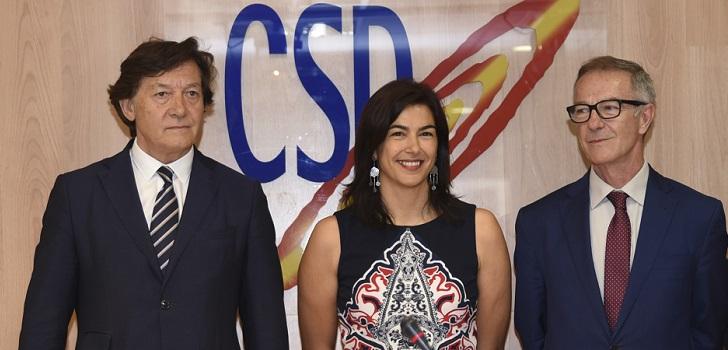 """El CSD impulsará un plan de acción en materia de género que """"promocione y fomente el deporte femenino teniendo una igualdad efectiva y real"""", según ha afirmado Rienda"""