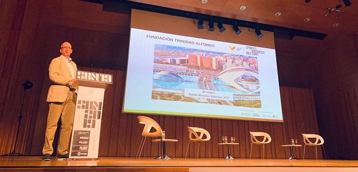 El director de proyectos de la organización presidida por Juan Roig ha expuesto el proyecto Valencia ciudad del running, el paraguas bajo el que se han integrado todas las pruebas de atletismo popular con el objetivo de consolidar una imagen de marca.