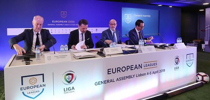 Las ligas nacionales piden acabar con la mayor cuota de las 'Big Five' en torneos Uefa