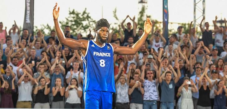 La Fiba ha elegido a Francia porque tiene experiencia albergando este tipo de torneos. Nantes fue la sede del Mundial de esta nueva modalidad en 2017.