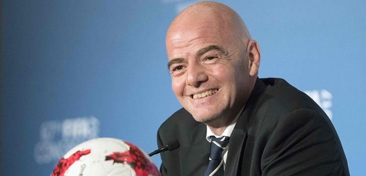La Fifa prohibirá salir al mercado de fichajes a los clubes con deuda pendientes