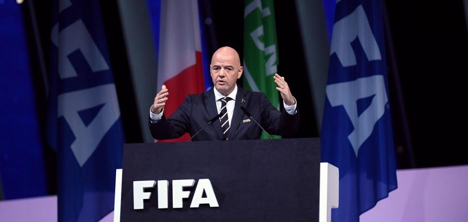 Infantino, reelegido presidente de la Fifa con el reto de reformar los  Mundiales | Palco23