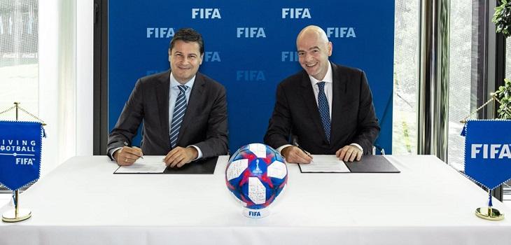 La Fifa abre el diálogo con las ligas para desarrollar el fútbol profesional