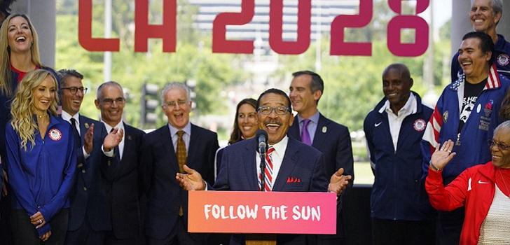 El COI impulsa a Los Angeles 2028 con 1.700 millones de dólares